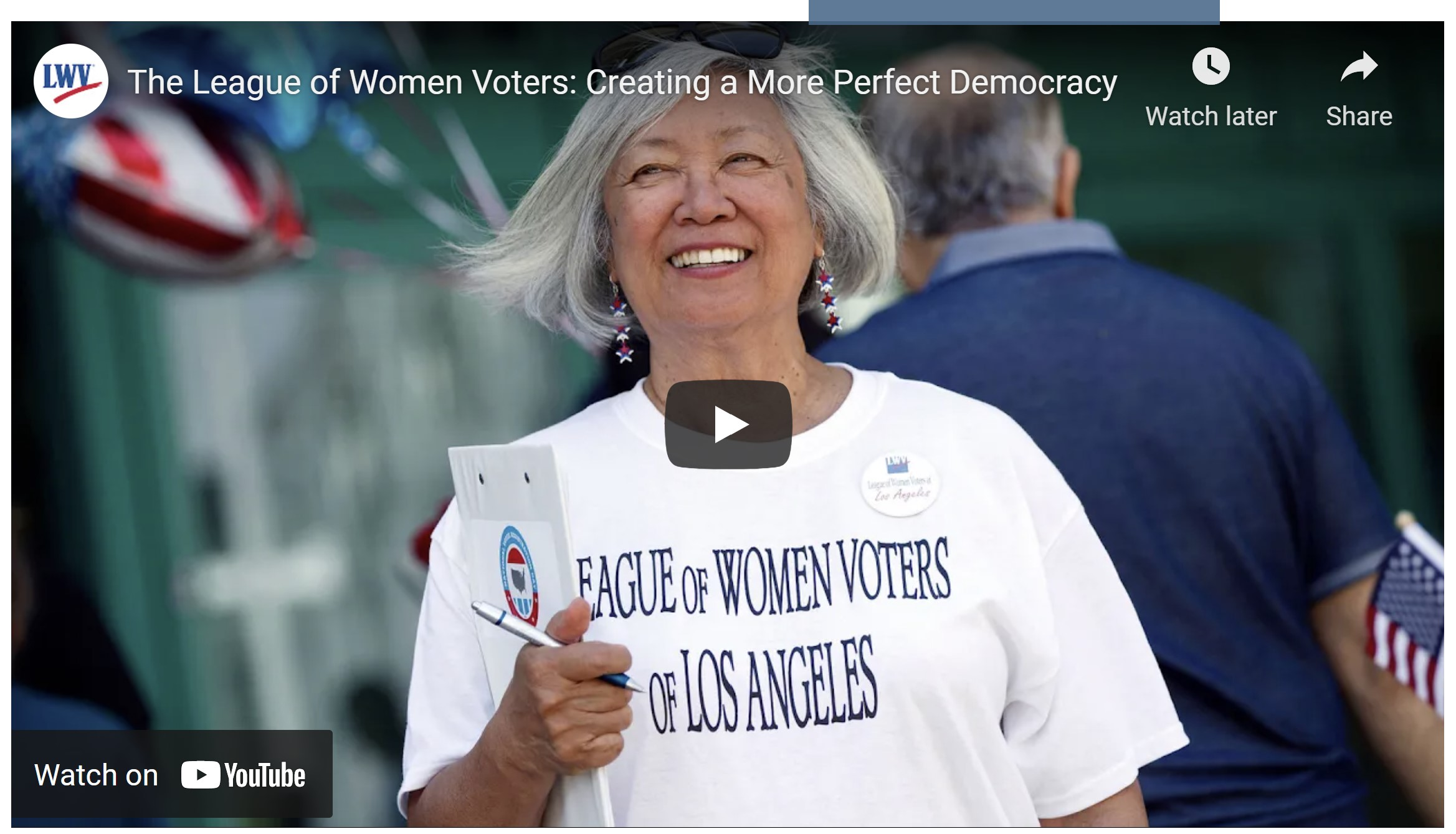 Creating a More Perfect Democracy