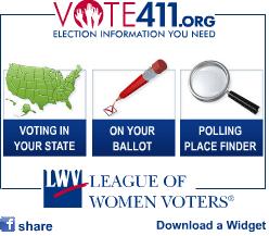 VOTE411 Icons