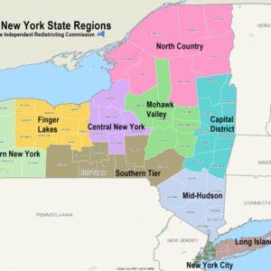 NYS Regins Map