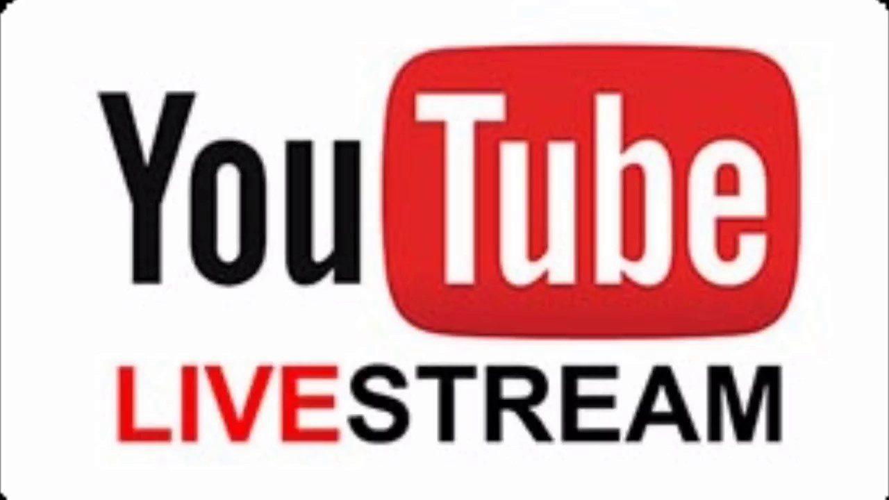 YouTube Live Stream (PWM)